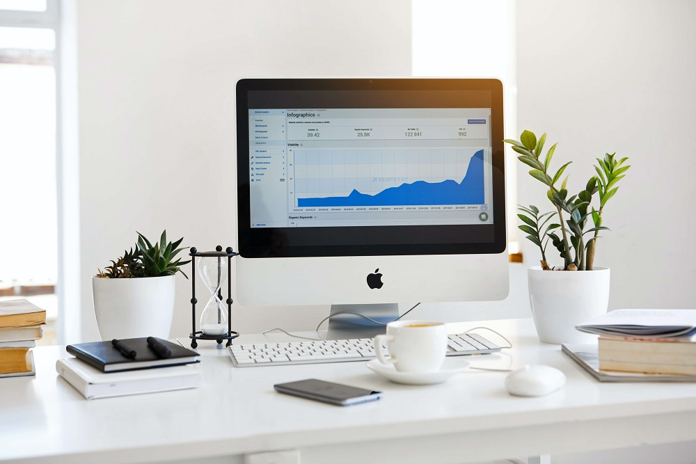 Website Stats improving