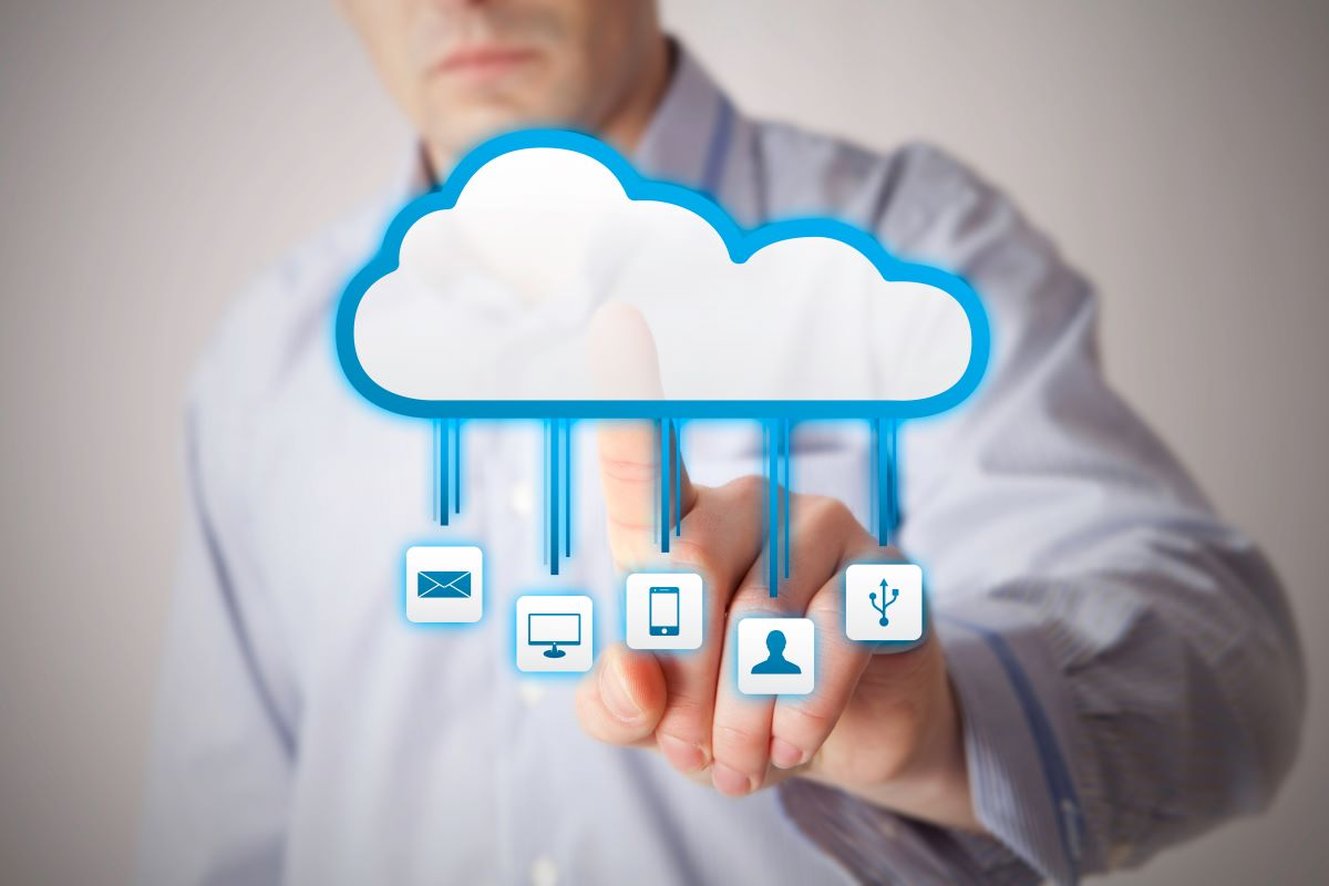 interacting with cloud storage