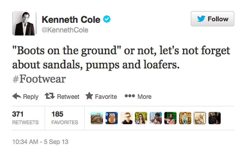 kenneth-cole-syria-tweet